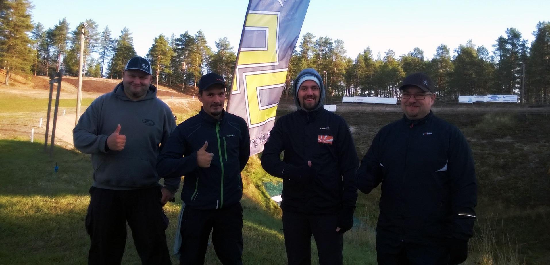 Kisaraportti – Oulu Open 2014